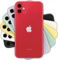 Apple - iPhone 11 128GB - (PRODUCT)RED